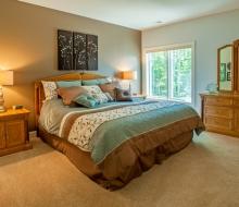 Guest Suite Bedroom