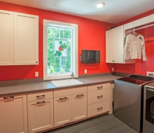 Laundry & Sewing Room