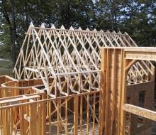 Truss Roof Framing
